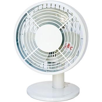 TEKNOS 爽やか卓上扇風機 16cm TI-200
