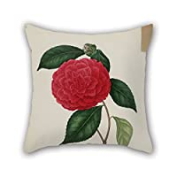 Bestdecorhouse 18 X 18 Inches / 45 By 45 Cm Flower Pillow Covers ,two Sides Ornament And Gift To Car,gf,play Room,dinning Room,husband,outdoor