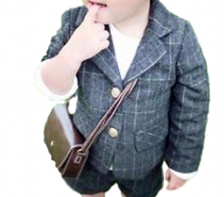 (ワイアンドティー) Y&T ボーイズ フォーマル スーツ 上下セット 子供服