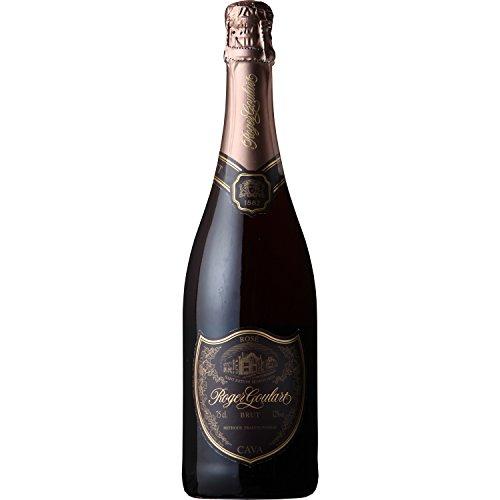 ロジャー・グラート カヴァ ロゼ ブリュット 750ml [スペイン/スパークリングワイン/辛口/ミディアムボディ/1本]