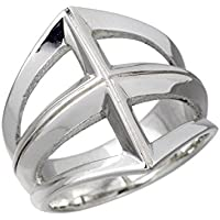 KEN BLOOD ケンブラッド シルバー リング 指輪 メンズ レディース KR-249