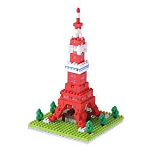 ナノブロック 東京タワー NBH_90