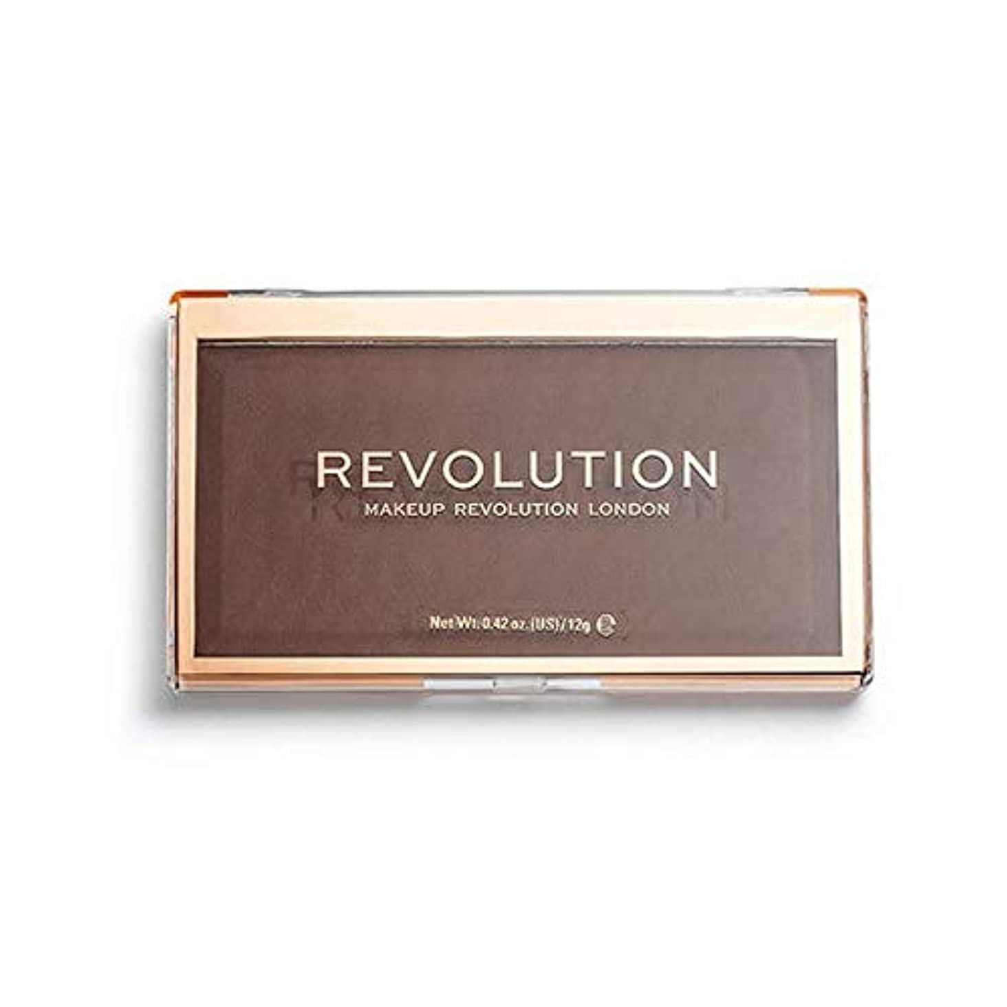 複雑でない乳白ストレッチ[Revolution ] 回転マットベース粉末P16 - Revolution Matte Base Powder P16 [並行輸入品]