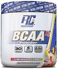 Ronnie Coleman Signature Series BCAA XS 2: 1: 1 Powder, Guava Nectarine 183 g, Guava Nectarine 183 grams