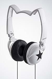 mix-style NEKOMIMI HEADPHONES star-WH [ホワイト]