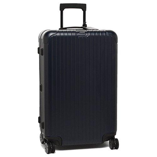 リモワ スーツケース RIMOWA 811.70.39.5 SALSA サルサ MULTIWHEEL ELECTRONIC TAG 78L 7~10泊用 4輪 TSAロック レディース/メンズ キャリーケース MATT BLUE [並行輸入品]