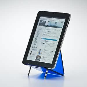 TOM PRODUCTS iPad スタンド ディープブルー