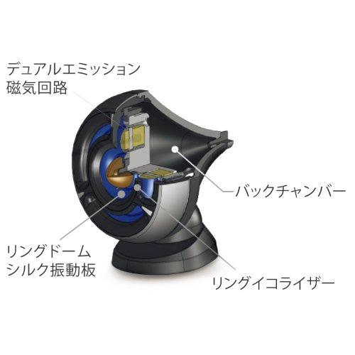 アルパイン(ALPINE) チューンナップツイーター 2.5cm DDL-R251T