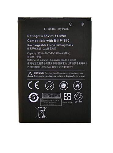ASUS ZenFone Go ZB551KL 交換用 互換バッテリー(電池パック) B11P1510