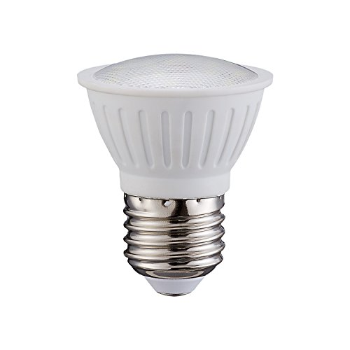 ( 1パック) Not調光機能付きe26ベース120V 7W LED電球4000KクールホワイトLEDスポットライト75ワット相当630ルーメン120度のビーム角度の風景、Recessed、トラック照明