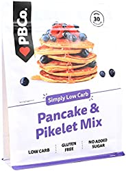 PBCo. Low Carb Pancake & Pikelet Mix -