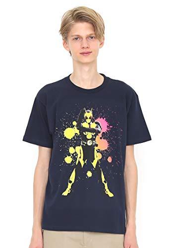 (グラニフ) graniph コラボレーション Tシャツ 仮面ライダー ゼロワン (仮面ライダー) (ネイビー) メンズ レディース XL (g01) (g14) #おそろいコーデ