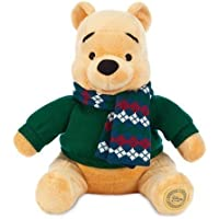 Winnie the Pooh Plush Christmas Holiday - Medium - 12'' by Disney by Disney [並行輸入品]