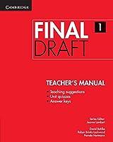 Final Draft Level 1 Teacher's Manual