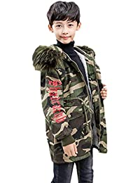c408340c72374 Amazon.co.jp  160 - コート・ジャケット   ボーイズ  服&ファッション小物