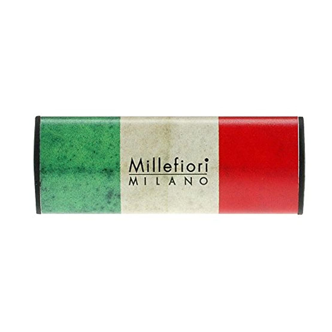 ひどく外国人口実Millefiori カーエアフレッシュナー FLAG グレープフルーツ CDIF-G-004