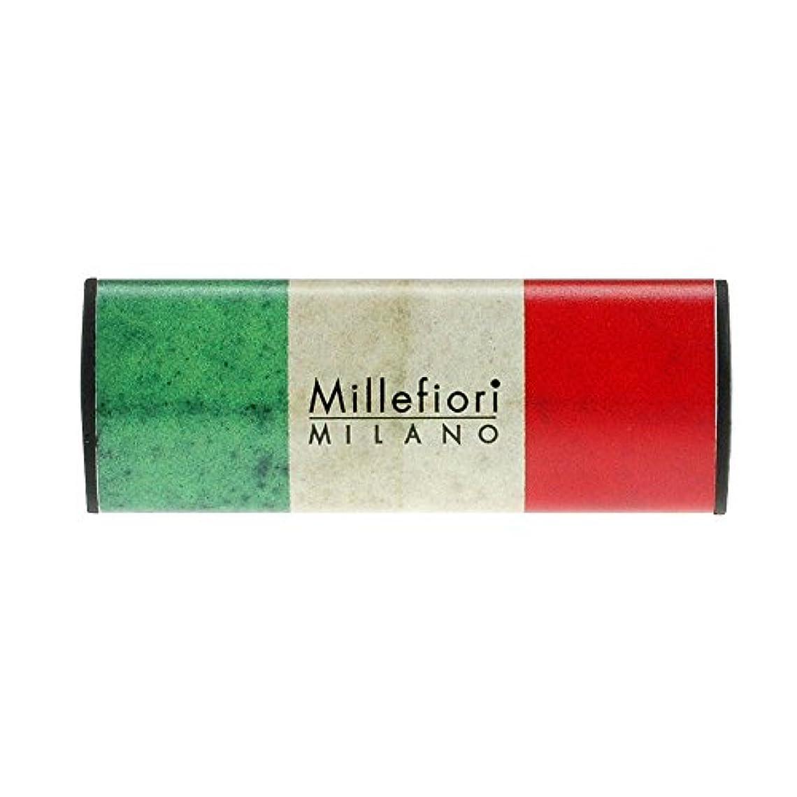 戦士煩わしいそれらMillefiori カーエアフレッシュナー FLAG グレープフルーツ CDIF-G-004
