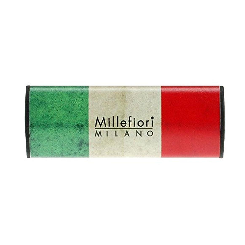 放棄するレスリング歯車Millefiori カーエアフレッシュナー FLAG グレープフルーツ CDIF-G-004