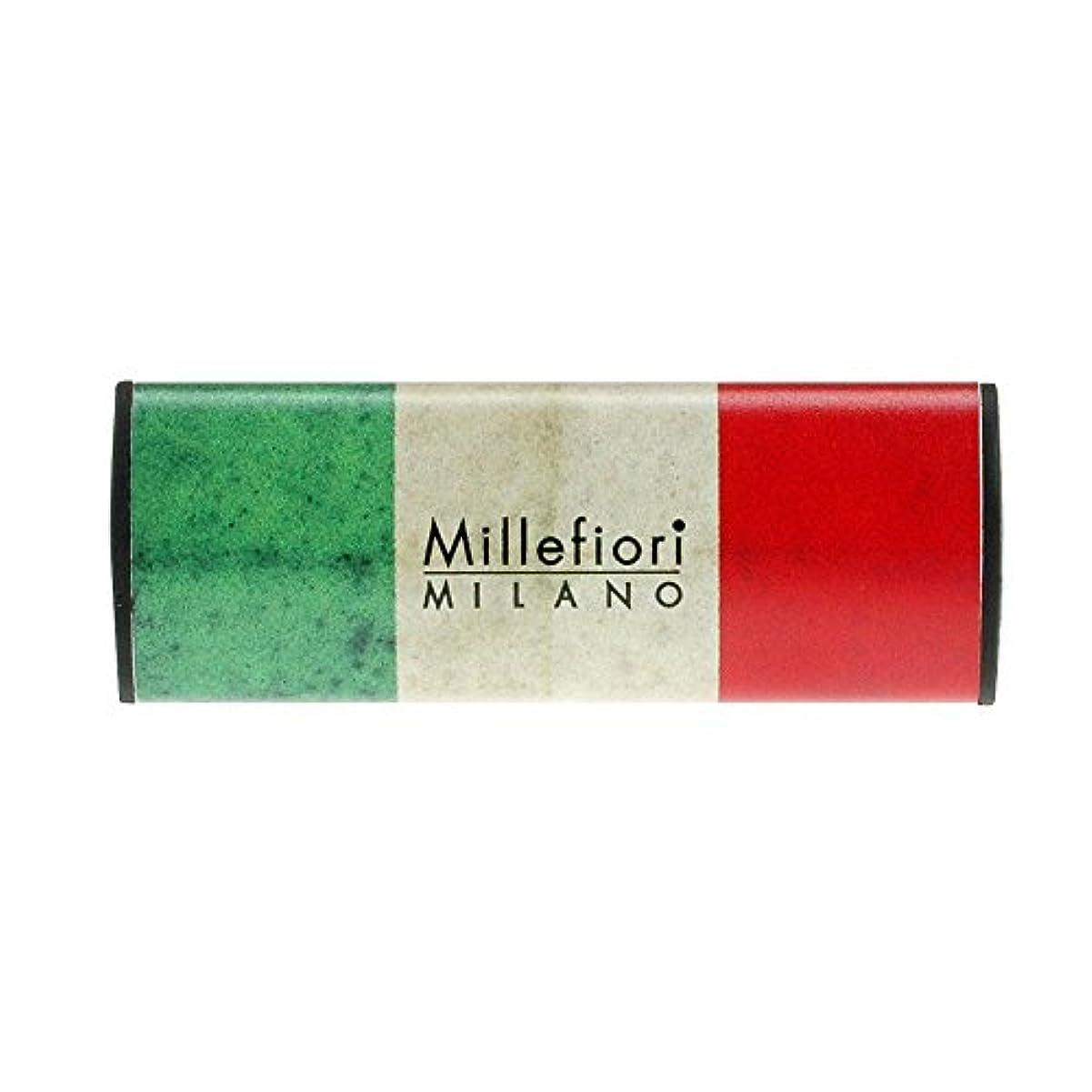 学生代替案下手Millefiori カーエアフレッシュナー FLAG グレープフルーツ CDIF-G-004