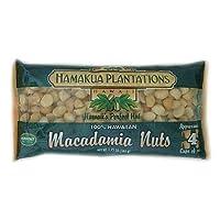 【ハワイ直送】 Hamakua Plantation お菓子作りに!100%ハワイアン マカダミアナッツ 566g 100% Hawaiian Dry Roasted Baking Macadamia Nuts 1.25LB