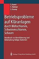 Betriebsprobleme auf Klaeranlagen durch Blaehschlamm, Schwimmschlamm, Schaum: Handbuch Zur Identifizierung Und Bekaempfung Faediger Bakterien (German Edition)