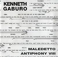 Lingua II: Maledetto/Antiphony VIII