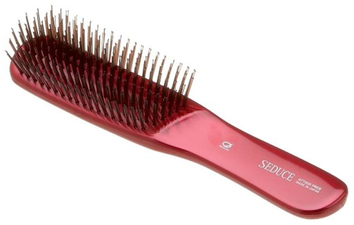 毎年みがきます単なるヘアケアブラシL SEN-705 R