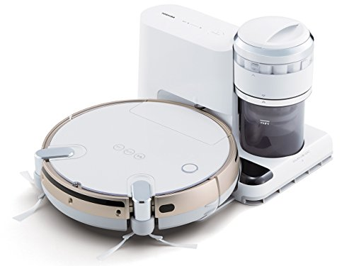 東芝 ロボット掃除機 (グランホワイト)TOSHIBA TOR...