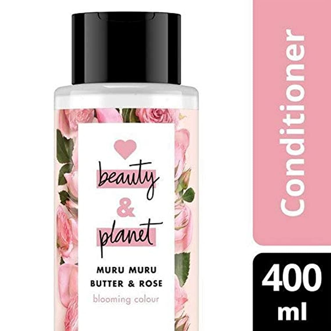 排除する本能ジュース[Love Beauty and Planet ] 美しさと惑星咲くカラーコンディショナーを愛し - Love Beauty And Planet Blooming Colour Conditioner [並行輸入品]