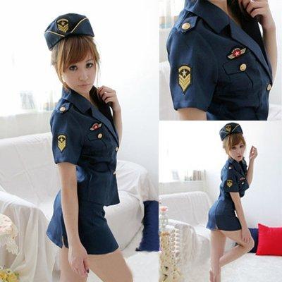 婦人警官制服 コスチューム レディース