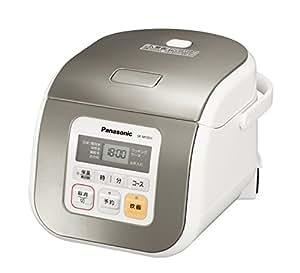 パナソニック 3合 炊飯器 マイコン式 シルバー SR-MY051-S