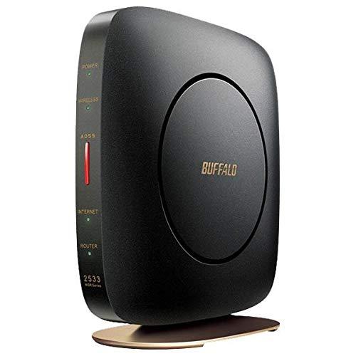 バッファロー 11ac対応 1733+800Mbps 無線L...