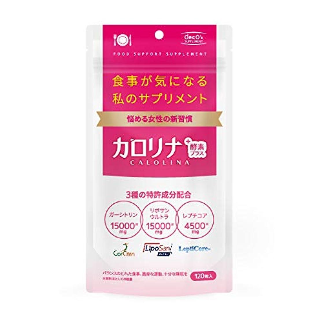系統的酸素エンドテーブルオイルカット サプリ 【旧】カロリナ酵素プラス ダイエット 酵素