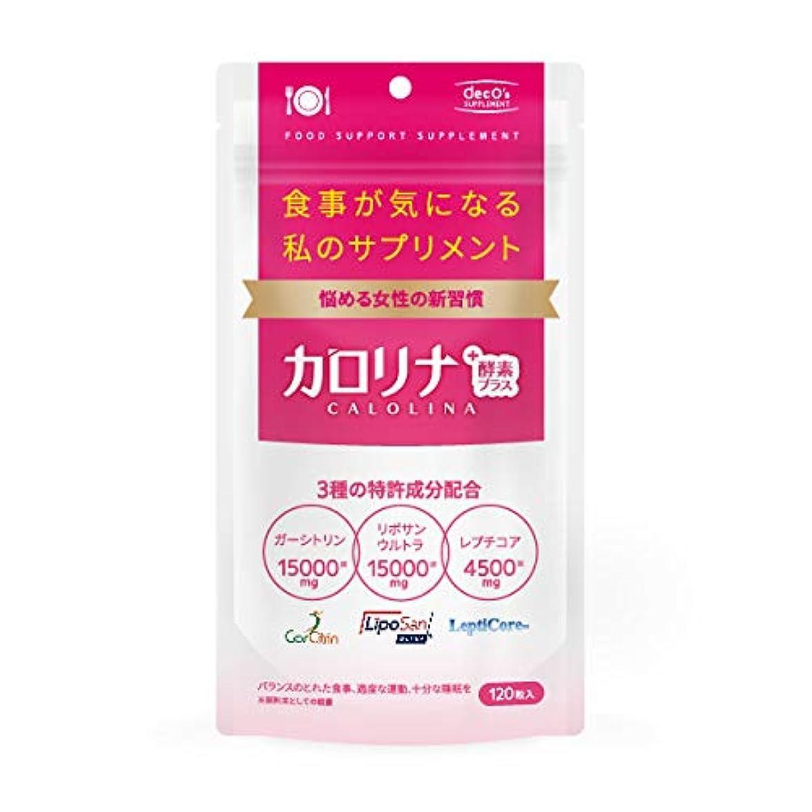 科学者パイント除去【旧】カロリナ酵素プラス