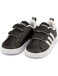 [アディダス] adidas 女の子 男の子 キッズ ベビー 子供靴 運動靴 通学靴 ベビーシューズ スニーカー バルストライプス 2 CMF インファント ストラップ VALSTRIPES 2 CMF INF