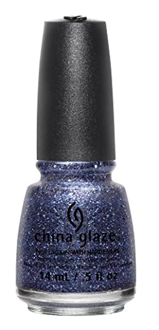 軽減する残るぼかすCHINA GLAZE The Great Outdoors Collections - Let's Dew It (並行輸入品)