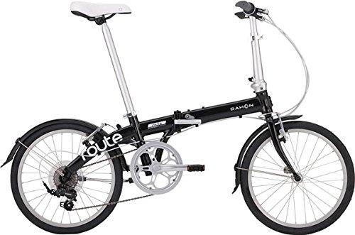 DAHON(ダホン) 折りたたみ自転車 Route オブシディアンブラック 2016年モデル ダホン ルート