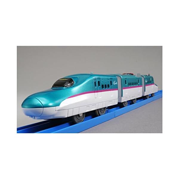 プラレール E5系新幹線&E6系新幹線連結セットの紹介画像3