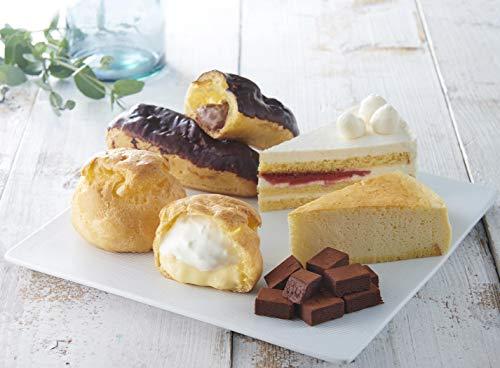 シャトレーゼ(糖質オフ) 糖質カットスイーツ詰合せ 5種類9個入