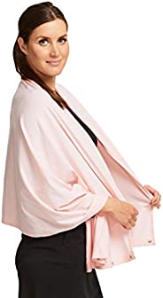 Solbari UPF 50+ Women's Sun Shawl Sensitive Collection - UV Protection, Sun Protec