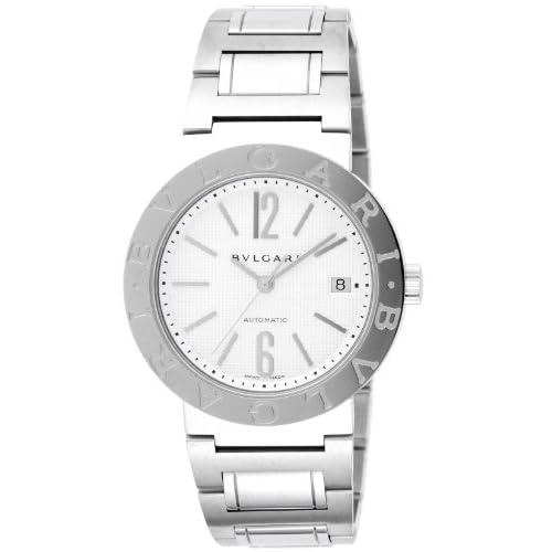 [ブルガリ]BVLGARI 腕時計 BB38WSSD AUTO ブルガリ ホワイト メンズ [並行輸入品]