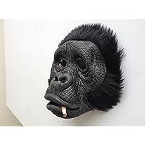 こわーい マスク (ゴリラ)