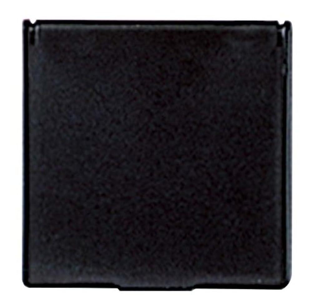 四半期検索農村ビブレ 角型 コンパクトミラー ミニ ブラック Y-2870