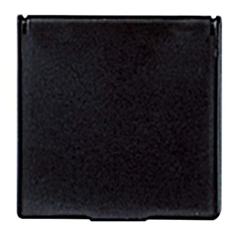 ビブレ 角型 コンパクトミラー ミニ ブラック Y-2870