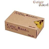 共和 オーバンド カラーバンド プチ 30g イエロー GGC-030-YW ゴムバンド