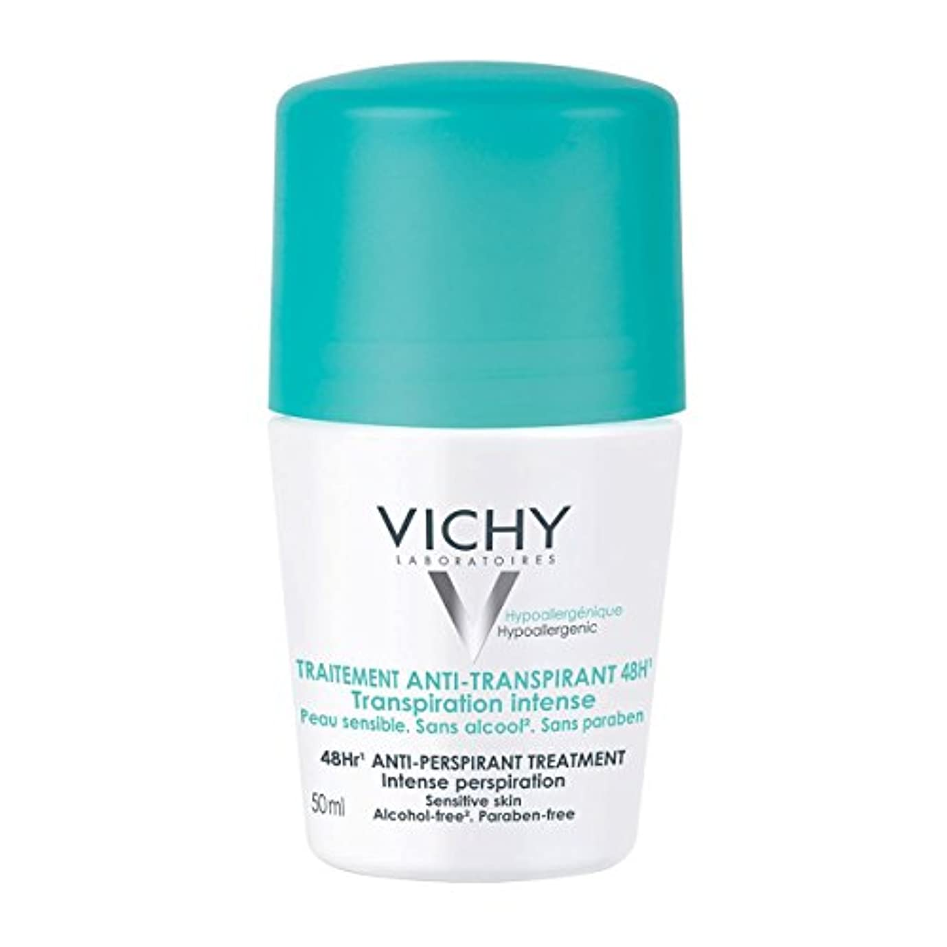 矢印賞堀Vichy Deo Roll On Intense Sweating [並行輸入品]