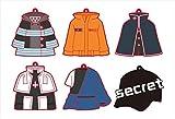 炎炎ノ消防隊 衣装ラバーコレクション BOX商品 1BOX=6個入、全6種類