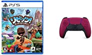 【PS5】リビッツ! ビッグ・アドベンチャー + DualSense コズミック レッド セット