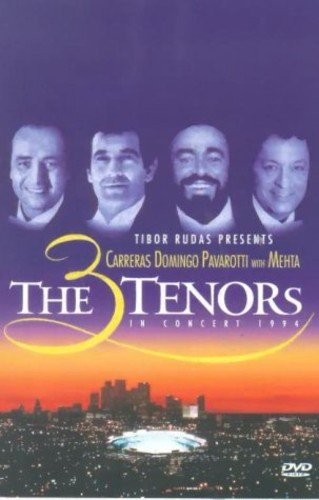 The 3 Tenors in Concert 1994 [DVD] [Import]