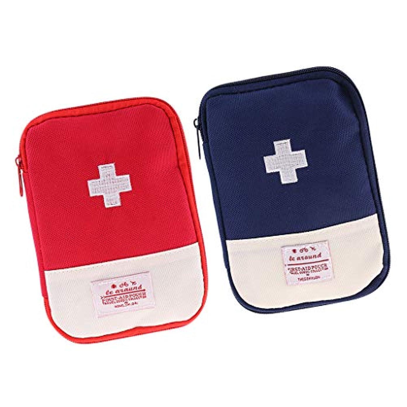 スリーブバスごみD DOLITY 救急箱 パッケージ 応急処置 家庭常備品 サバイバルバッグ アウトドア ハイキング 2個入り